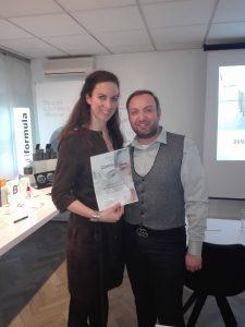 De Beautyspecialist - ons team - Margriet de Vos en Ahmet Turkkani